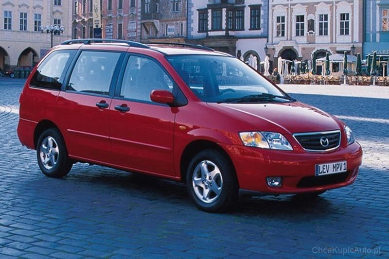 Używane: Mazda MPV