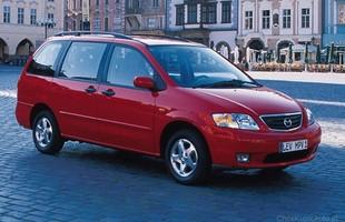 Mazda MPV wersja sprzed liftingu