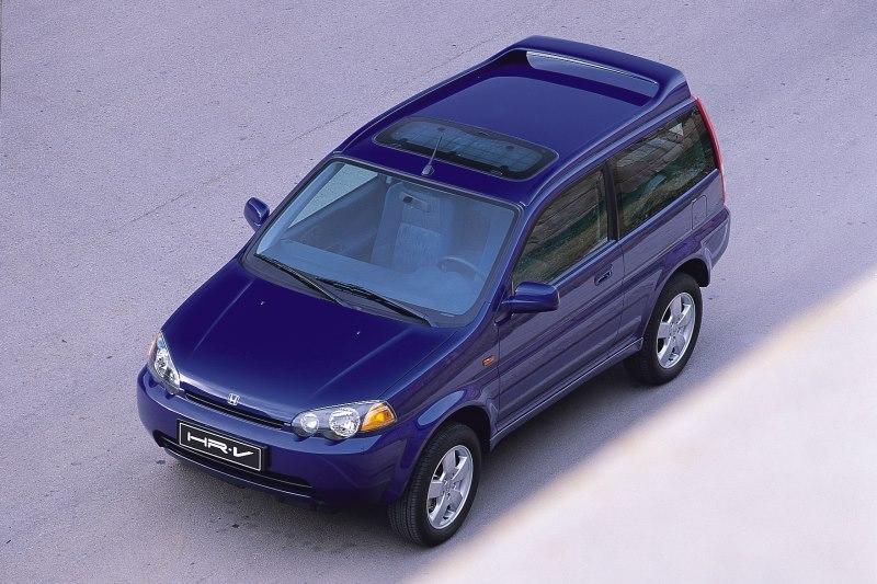 Używane: Honda HR-V