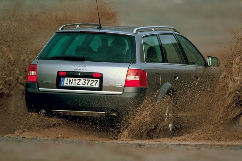 Audi Allroad Warto Ryzykować Chceauto Pl