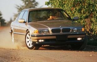 Używane: BMW serii 7 E38