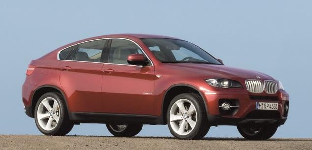Używane: BMW X6