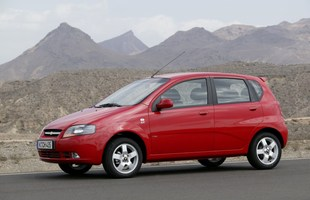 Używane: Chevrolet Aveo I