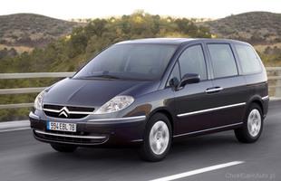 Używane: Citroen C8, Peugeot 807, Fiat Ulysse i Lancia Phedra
