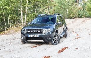 Dacia Duster po liftingu