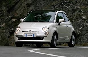 Używane: Fiat 500