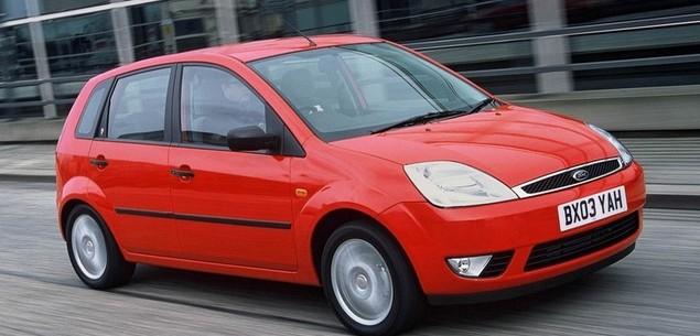 Używane: Ford Fiesta VI