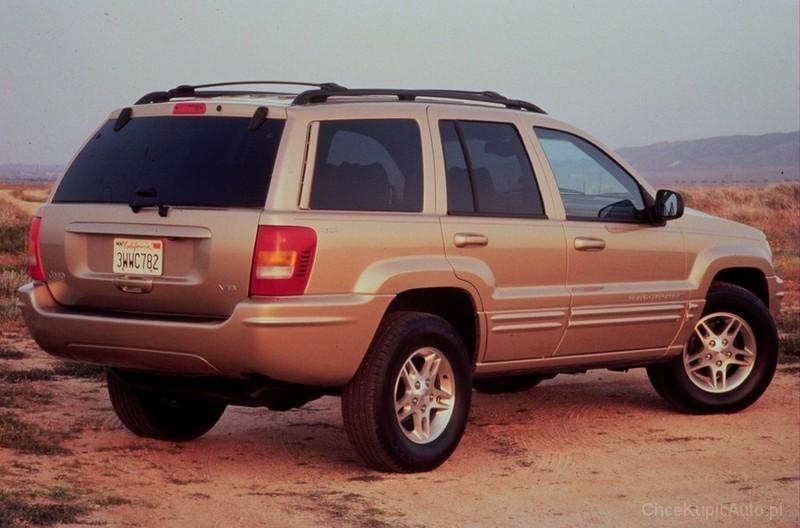 Używane: Grand Cherokee WJ
