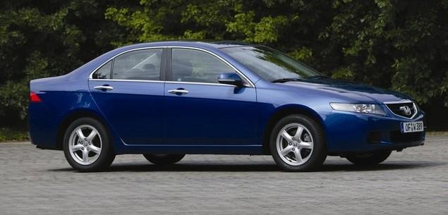 Używane: Honda Accord VII