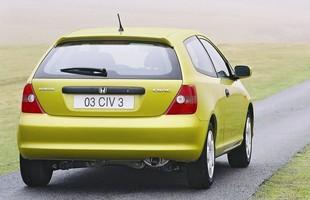 Używane: Honda Civic VII
