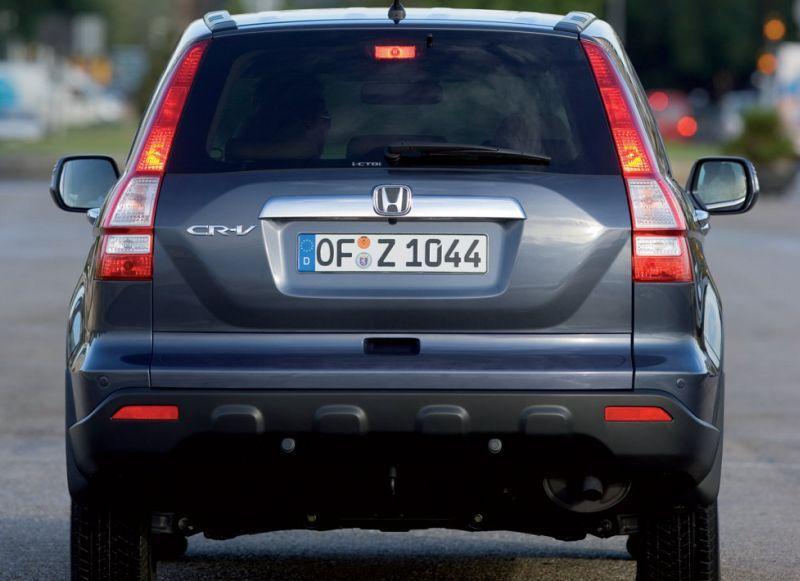 Używane: Honda CR-V III