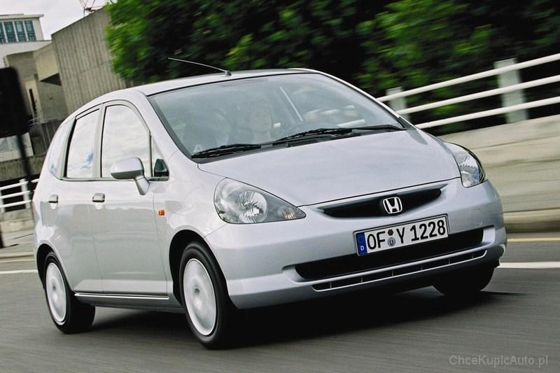 Używane: Honda Jazz I