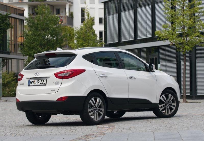 Używane: Hyundai ix35