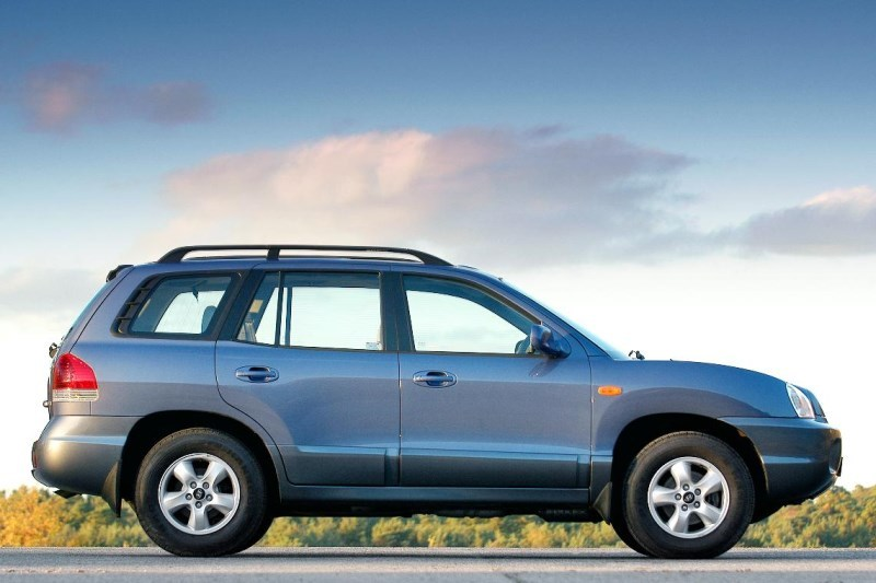Używane: Hyundai Santa Fe