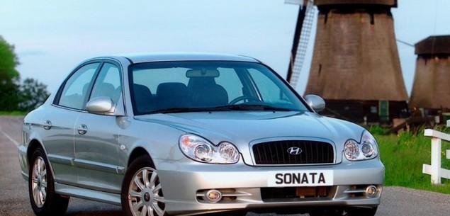 Używane: Hyundai Sonata
