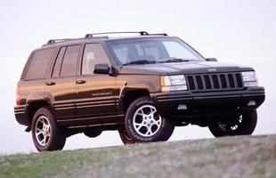 Używane: Jeep Grand Cherokee ZJ