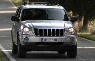 Używane: Jeep Grand Cherokee WK/WH