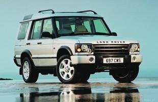 Używane: Land Rover Discovery II