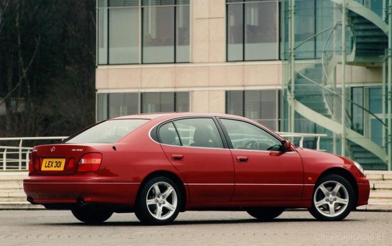 Używane: Lexus GS