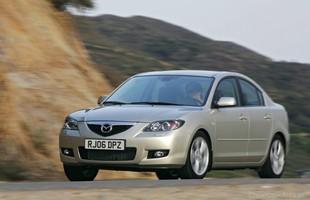 Używane: Mazda 3 I generacji (BK)
