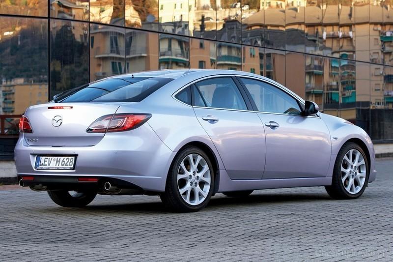 Używane: Mazda 6 II generacji (GH) - zdjęcie 8 - ChceAuto.pl
