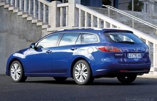 Używane: Mazda 6 II generacji (GH)