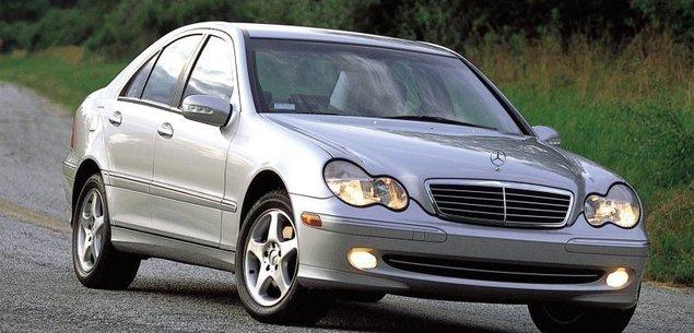Używane: Mercedes klasy C (W203)