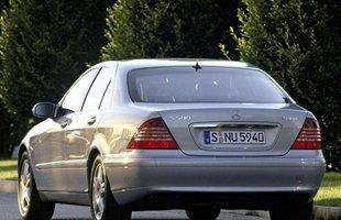 Mercedes S W220