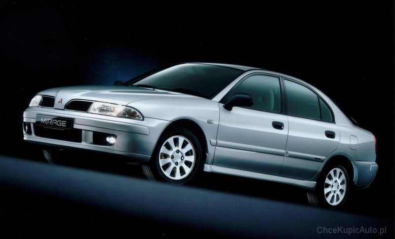 Używane: Mitsubishi Carisma