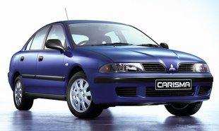 Mitsubishi Carisma po modernizacji z 1999 roku