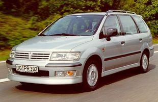 Używane: Mitsubishi Space Wagon