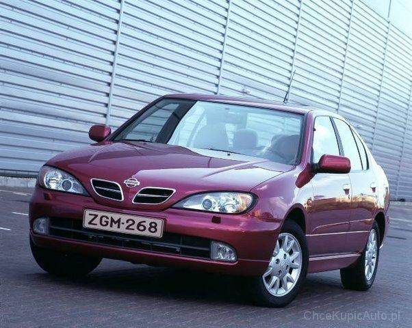 Używane: Nissan Primera P11