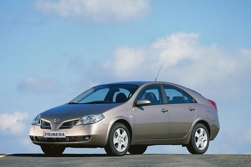 Używane: Nissan Primera P12