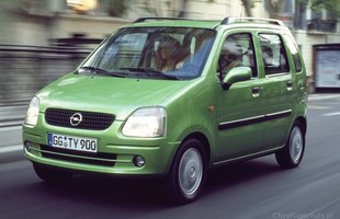 Używane: Opel Agila