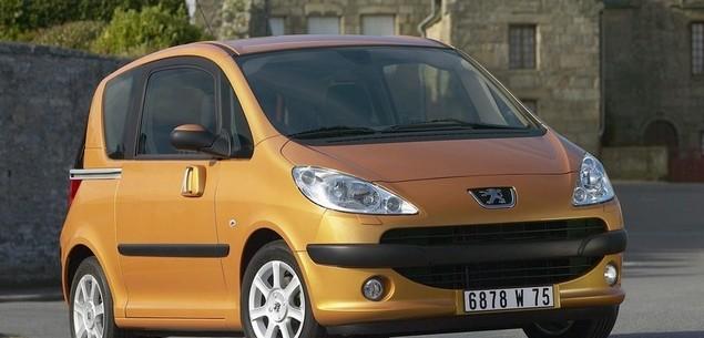 Używane: Peugeot 1007