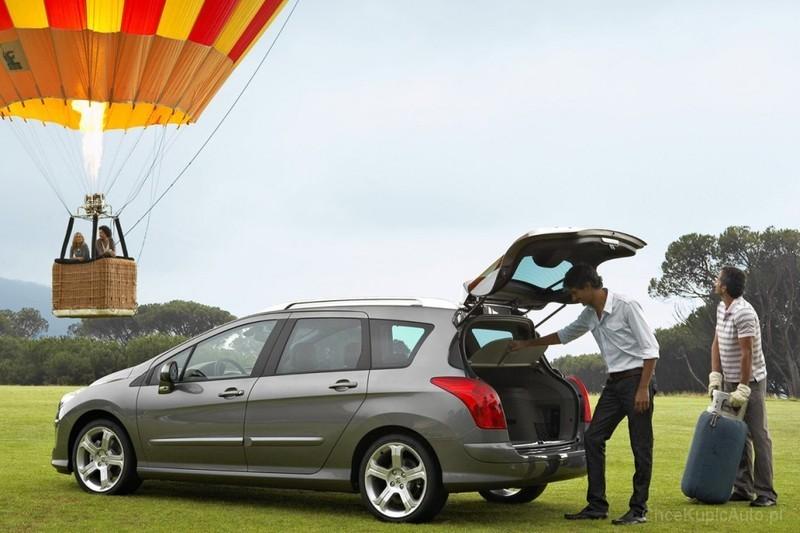 Używane: Peugeot 308
