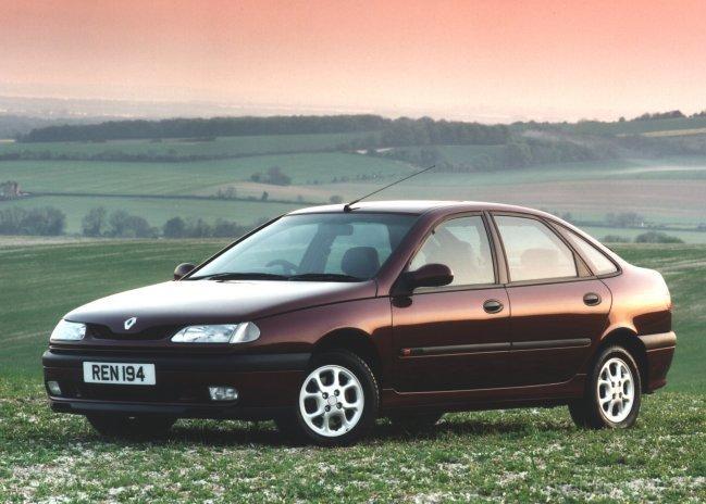 Używane: Renault Laguna I