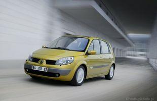 Renault Scenic II generacji