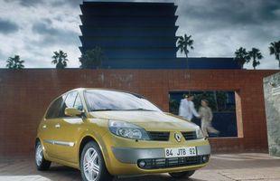 Używane: Renault Scenic II
