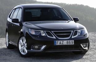 Saab 9-3 kombi - wersja po liftingu z 2008 roku