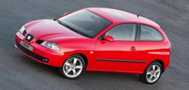 Używane: Seat Ibiza III/Cordoba II