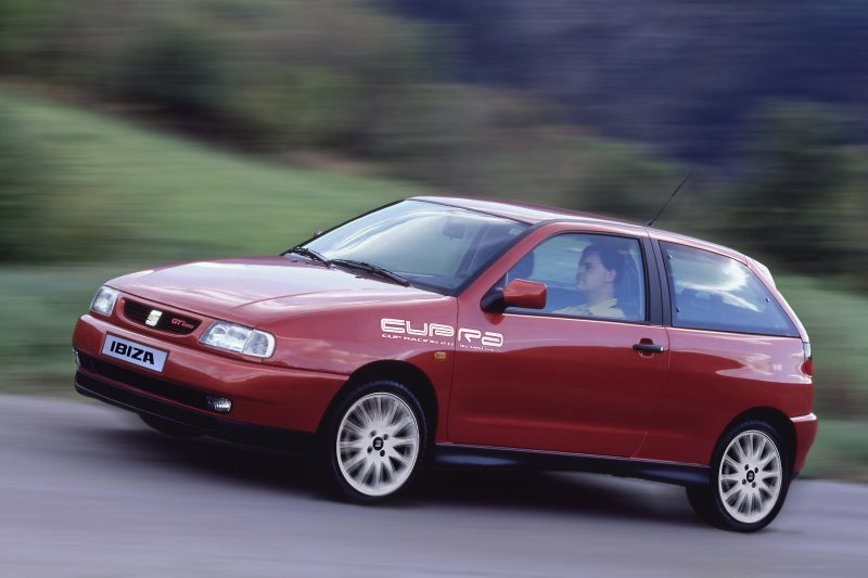 Używane: Seat Ibiza II i Cordoba I