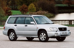Używane: Subaru Forester I