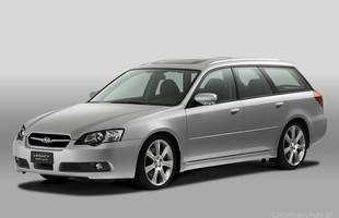 Używane: Subaru Legacy IV i Outback III