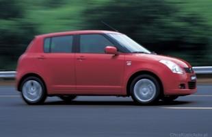 Używane: Suzuki Swift III