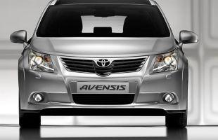 Używane: Toyota Avensis T27
