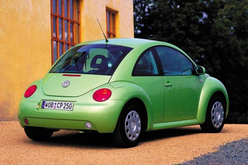 Używane: Volkswagen New Beetle