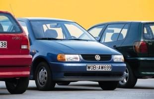 Używane: Volkswagen Polo III
