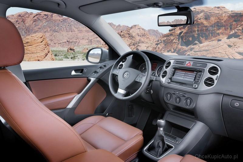 Używane: Volkswagen Tiguan
