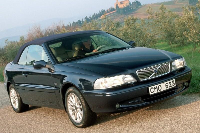 Używane: Volvo C70